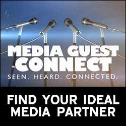 Find Your Ideal Media Partner at MediaGuestConnect.com